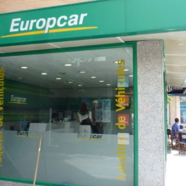 Europcar Car Hire Marbella